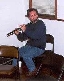 Photo of John Skelton by Paul Wells
