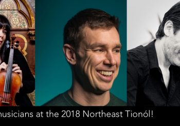 Announcing our Instructors for 2018!